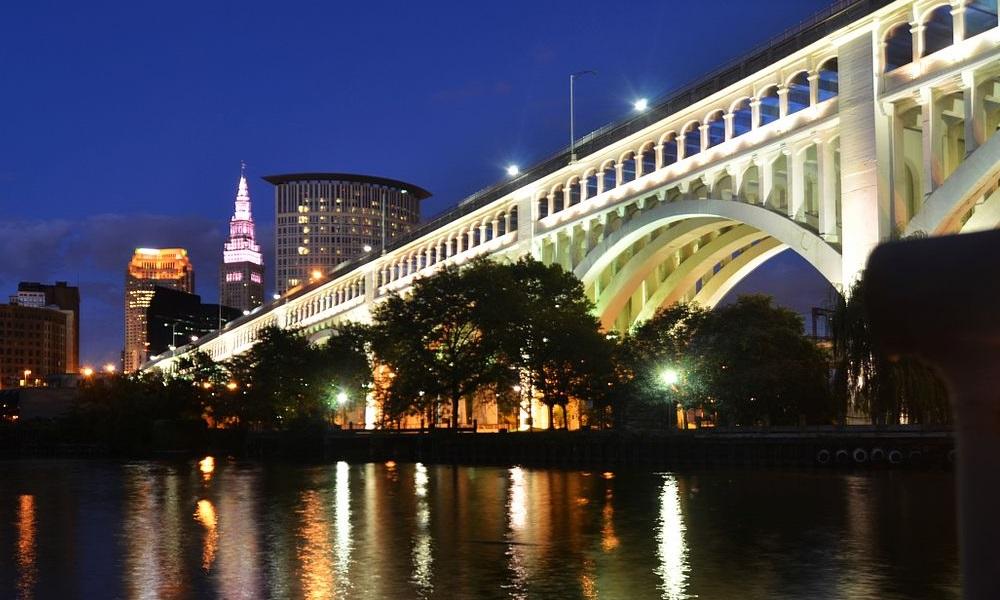 Cleveland_skyline_Flats