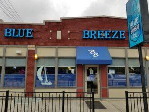 Blue Breeze Front - ed